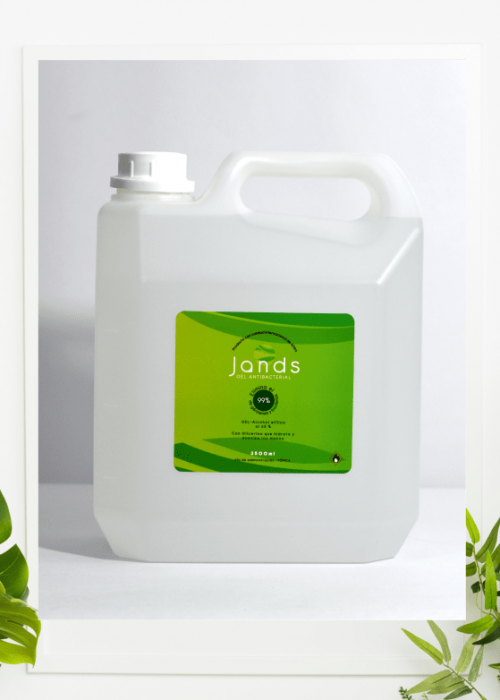Gel Antibacterial Jands envase 3500 mL